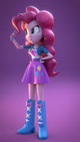 Pinkie Pie Blender Test by Jarg1994