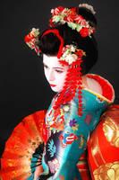Geisha Jenita 2 by Lady-Lolita