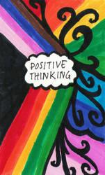 Positive Thinking by ocelott-meow