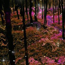 Forest Trippin' by ocelott-meow
