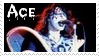 KISS Ace Frehley Stamp by dA--bogeyman