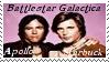 Battlestar Galactica Stamp 8 by dA--bogeyman