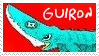Monsters Stamp 9 : Guiron by dA--bogeyman