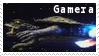 Monsters Stamp 6 : Gamera by dA--bogeyman