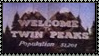 Twin Peaks TV Series Stamp 1 by dA--bogeyman