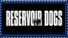 Reservoir Dogs Movie Stamp 3 by dA--bogeyman