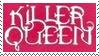 Killer Queen Stamp 1 by dA--bogeyman