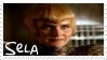 Star Trek Romulan Stamp 3 by dA--bogeyman