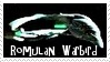 Star Trek Romulan Stamp 2 by dA--bogeyman