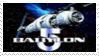 Babylon 5 TV Series Stamp 1 by dA--bogeyman