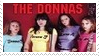 The Donnas Stamp 4 by dA--bogeyman