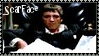 Scarface Movie Stamp 3 by dA--bogeyman