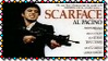 Scarface Movie Stamp 2 by dA--bogeyman