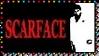 Scarface Movie Stamp 1 by dA--bogeyman