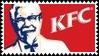 Kentucky Fried Chicken Stamp 2 by dA--bogeyman