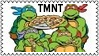 TMNT Turtle Team Stamp 2 by dA--bogeyman