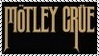 Motley Crue Hair Metal Stamp 6 by dA--bogeyman
