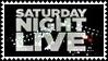 Saturday Night Live Stamp by dA--bogeyman