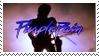 Prince Purple Rain Stamp by dA--bogeyman