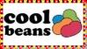 Cool Beans Stamp by dA--bogeyman