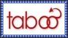 Taboo Stamp by dA--bogeyman