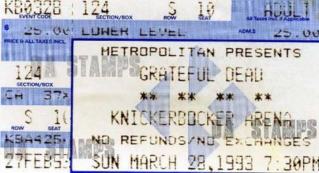 Grateful Dead Concert 3-28-93 by dA--bogeyman