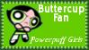 PPG Buttercup Fan Stamp by dA--bogeyman