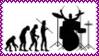 Rock Star Evolution Stamp by dA--bogeyman