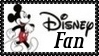 Disney Fan Stamp by dA--bogeyman