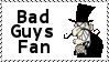 Bad Guys Fan Stamp by dA--bogeyman