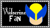 Marvel Comics Wolverine Fan Stamp by dA--bogeyman