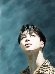 Fake Love - Jimin by QueenGalaxia