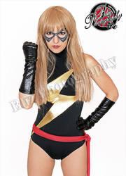 Ms. Marvel by JeanneKilljoy