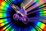 Bicycle Day by surreal1st1cp1llow