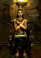 Prince Rameses by Valerhon