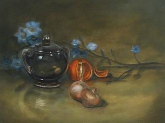 Still Life by Valerhon