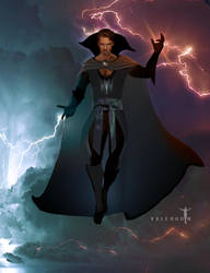 Doctor Strange by Valerhon