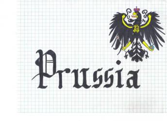 Prussia by BlackRose513