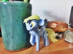 Derpy~! (papercraft) by JamesKaret