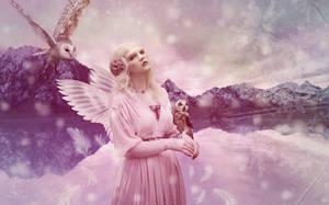 La Source d'une Sagesse divine by Blossom-Lullabies