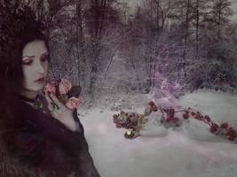L'Aurore d'un hiver qui s'eteint by Blossom-Lullabies