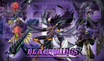 Blackwing Duelmat by jcxtreem
