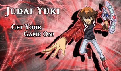 Judai Yuki! Get Your Game On! by jcxtreem
