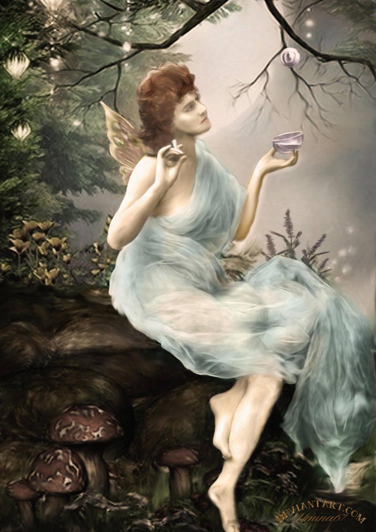 Victorian Angel by umina67