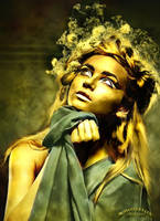 King's Midas daughter by umina67