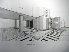 housedesign - ink by elysetonna