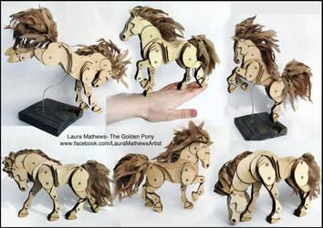 The Golden Pony (movements) by Ribena-Warrior