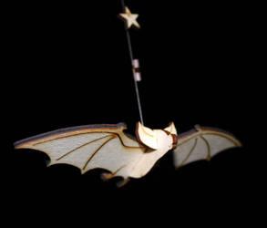 Little Flying Bat Kit by Ribena-Warrior