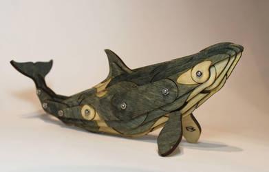 Standalone Orca by Ribena-Warrior
