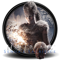 Hellblade: Senua's Sacrifice Icon (7) by Malfacio